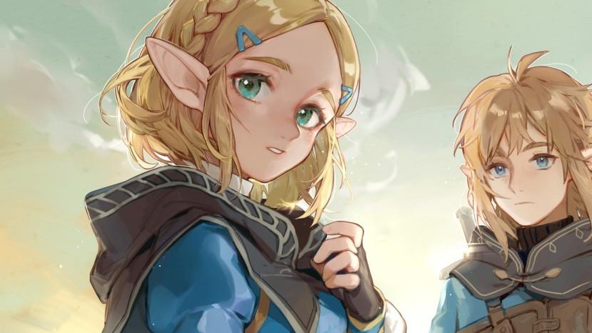 Фанаты назвали главного героя The Legend of Zelda: Breath of the Wild 2