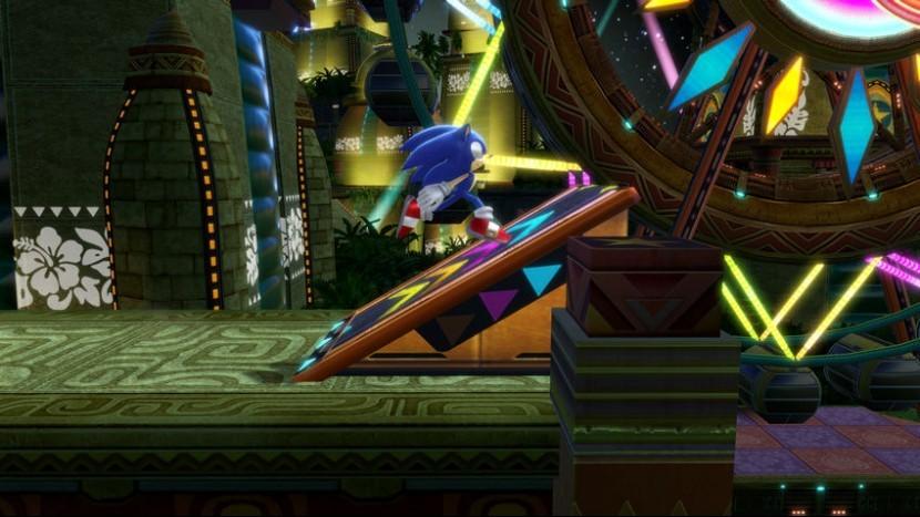 Разработчик поделился новыми подробностями Sonic Colors: Ultimate