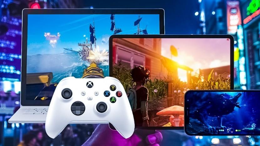 Xbox Cloud Gaming позволит пользователям Xbox One играть в игры Xbox Series X|S