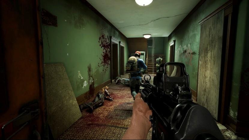 Разработчики Back 4 Blood ищут вариант запуска игры без подключения к интернету