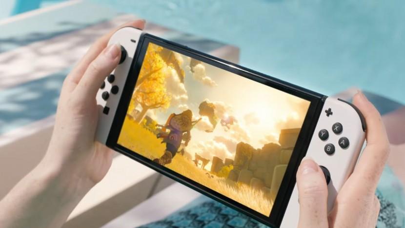Nintendo Switch OLED: цена, характеристики, отличия от Switch Lite