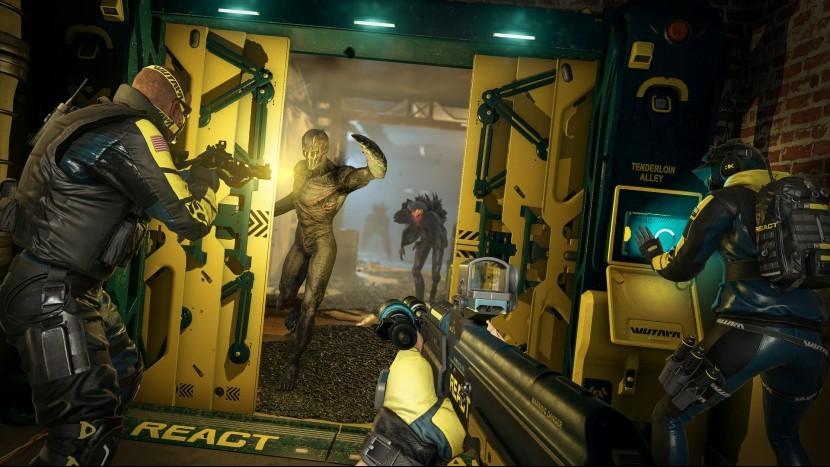 Tom Clancy's Rainbow Six: Extraction: все подробности игры