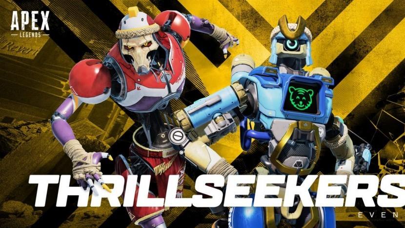 Событие Thrillseekers для Apex Legends стартует 13 июля