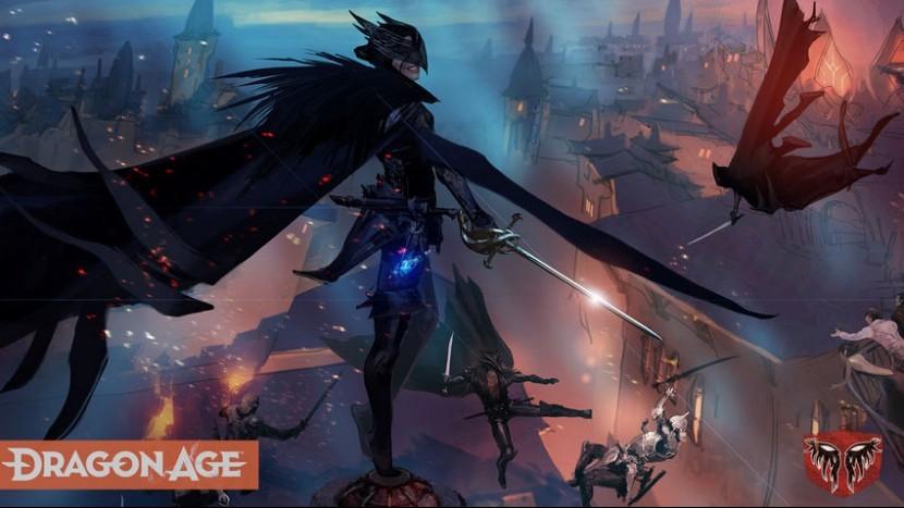 Продюсер Dragon Age 4 поделился новым концепт-артом