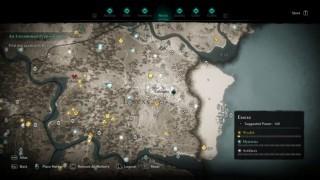 расположение сокровищ Assassin's Creed: Valhalla