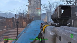 дополнительные квесты Института Fallout 4