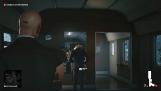 прохождение Hitman 3 секретная концовка