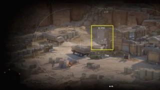 маркеры на врагах в Sniper: Ghost Warrior Contracts 2