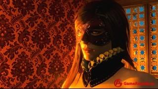 Ведьмак 3 как переспать в Борделе Пассифлора