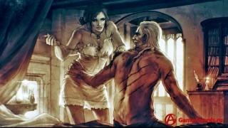 Ведьмак 3 как переспать с Трисс Меригольд