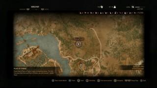 места силы ведьмак 3