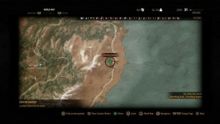 места силы на карте Ведьмак 3