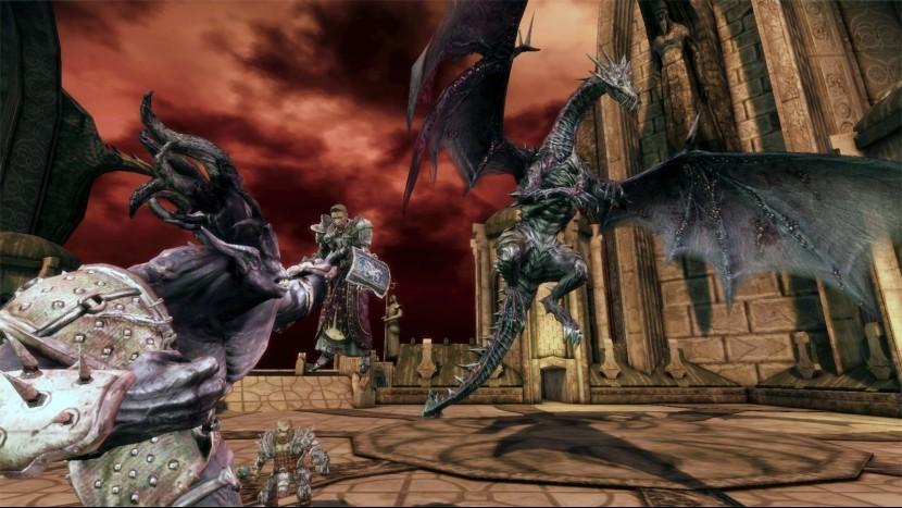 Игры с драконами