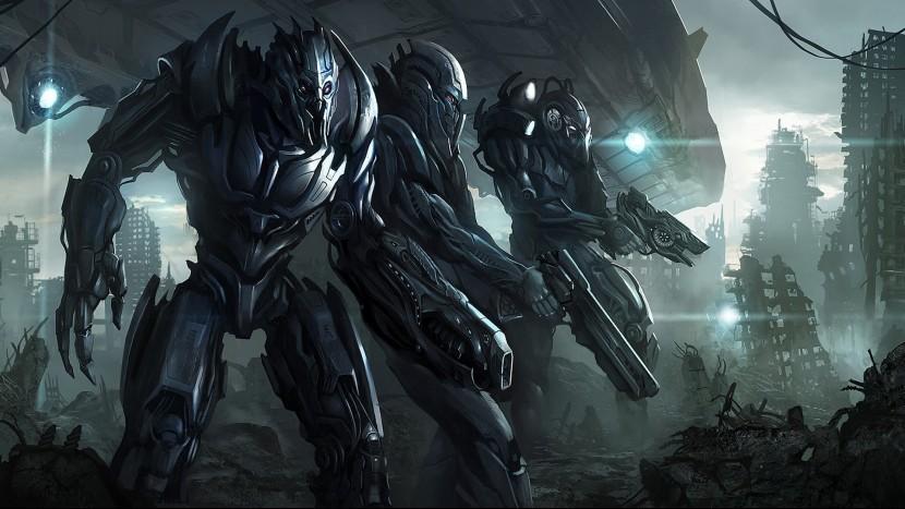 Игры про инопланетян (пришельцев)