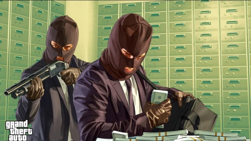 Игры серии Grand Theft Auto