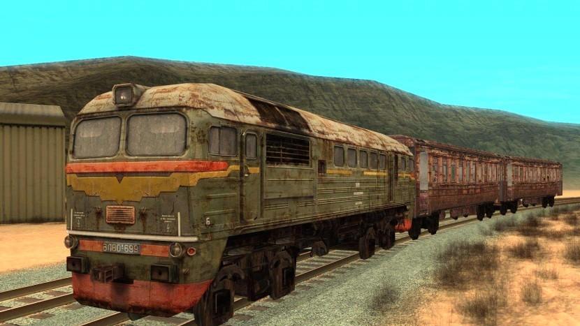 Игры про поезда и железные дороги