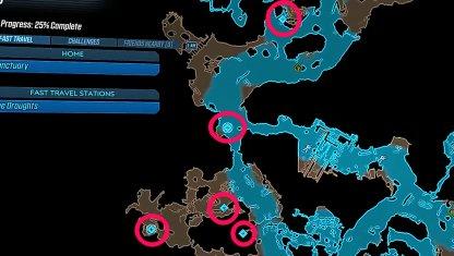 прохождение побочных миссий Borderlands 3