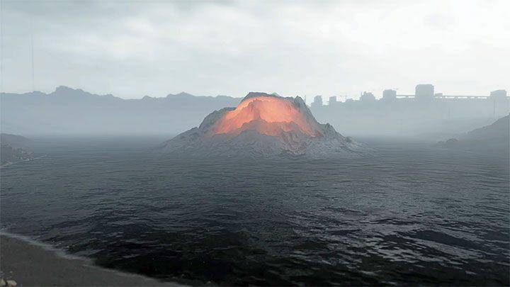 ядерная бомба Death Stranding