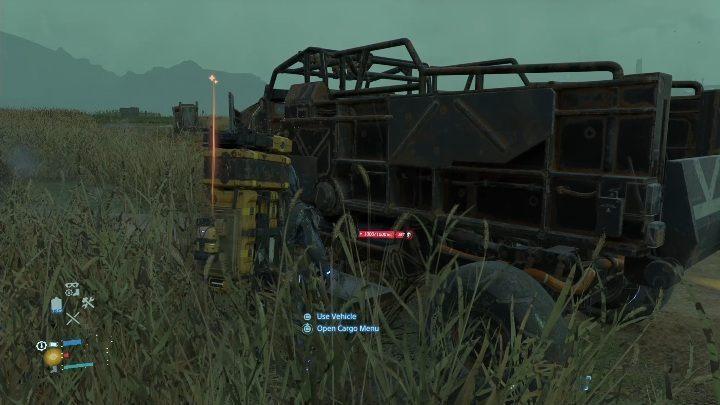 прохождение сюжета Death Stranding