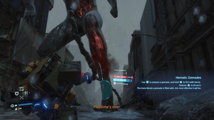 босс Гигант Death Stranding
