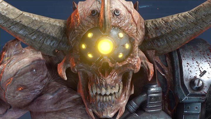 боссы Doom Eternal