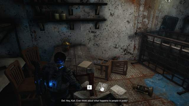 коллекционные предметы Gears 5