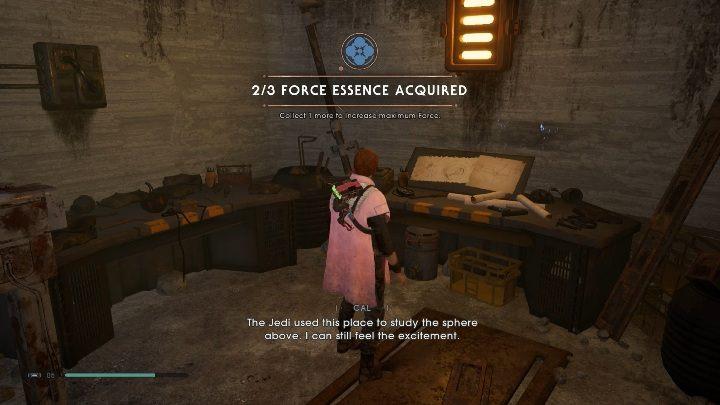 электричество Богано Star Wars Jedi Fallen Order