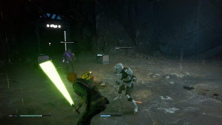 ящики Star Wars Jedi Fallen Order