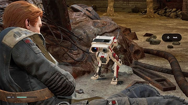 заряды исцеления BD-1 Star Wars Jedi: Fallen Order