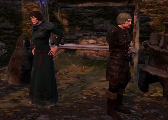 побочные миссии The Bards Tale 4