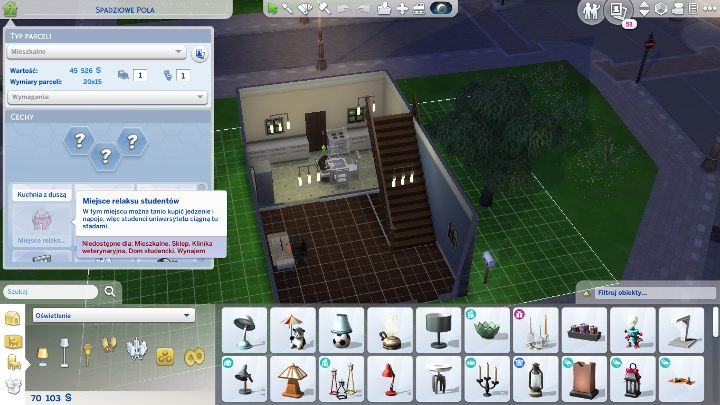 гайд Sims 4 Discover University