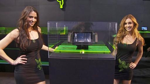 Игровой планшет Razer Edge за $1,000