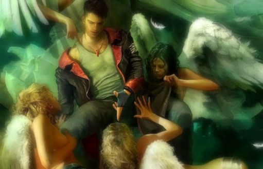 DmC: Devil May Cry #1 в Британском чарте