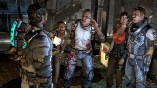 """""""Тревожное"""" DLC в Dead Space 3"""