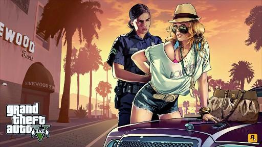 Grand Theft Auto V задерживается