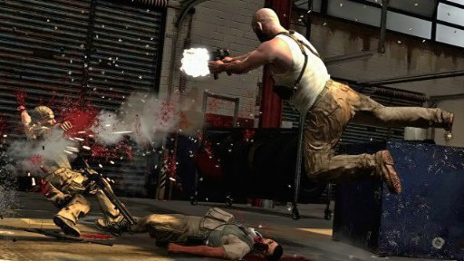 Прохождение глав 1-2 Max Payne 3