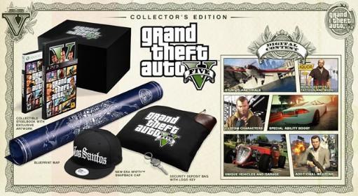 Премиальное издание Grand Theft Auto V