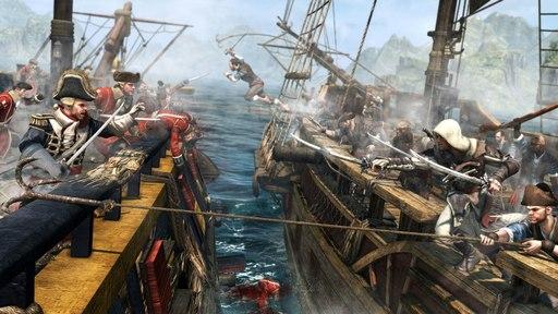 "Assassin's Creed IV: Black Flag - ""не вышло"""