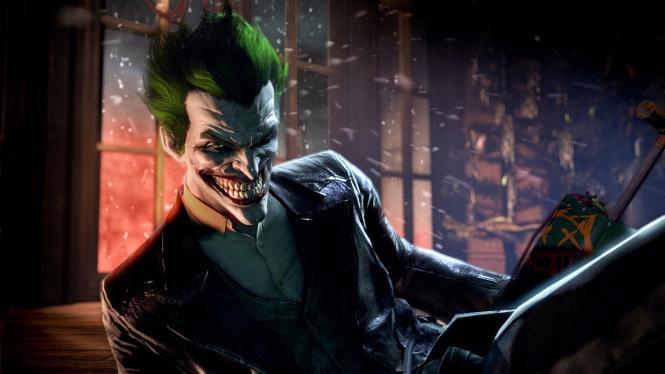 Мультиплеер Batman: Arkham Origins