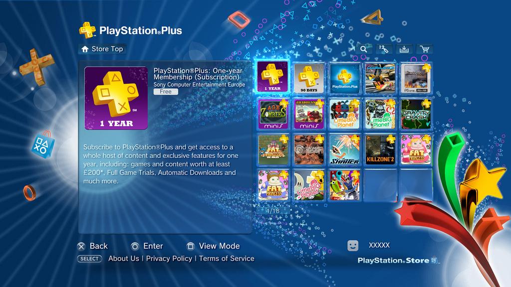 Бесплатные игры для подписчиков PS Plus за сентябрь