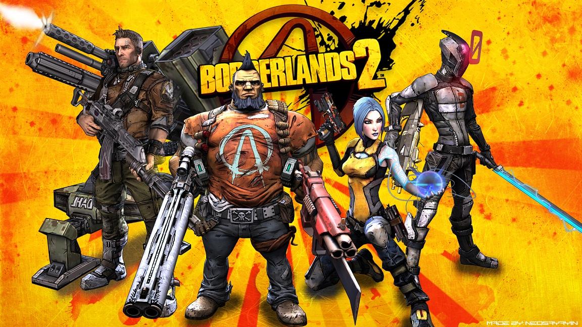Короткометражка по игре Borderlands 2