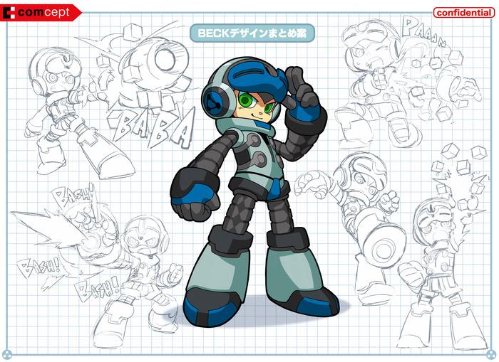 Новая игра от создателя Mega Man ищет финансирование на Kickstarter