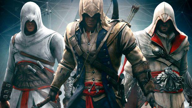 Анонсирован сборник Assassin's Creed Heritage Collection