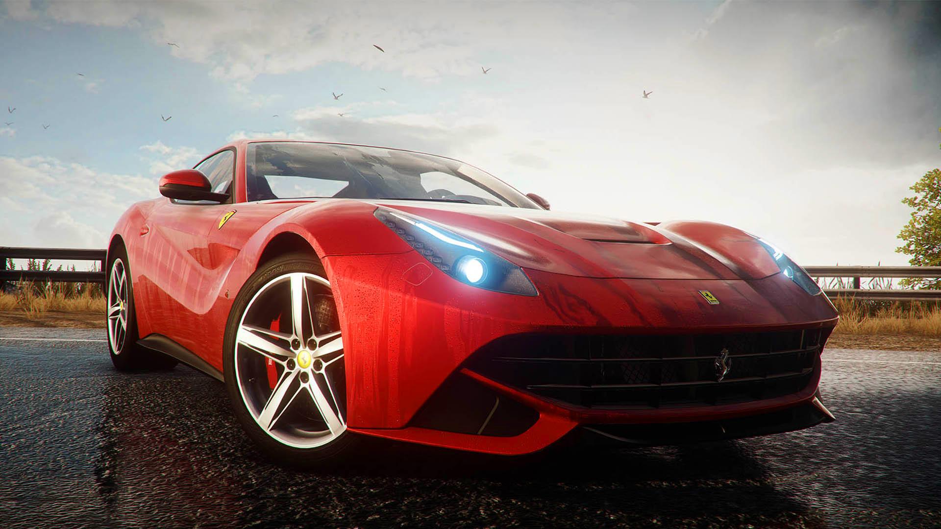 Снисходительные системные требования Need for Speed: Rivals