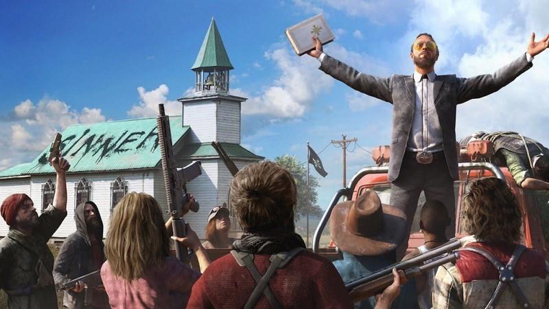Прохождение игры Far Cry 5