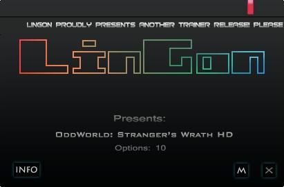 скачать Oddworld - Stranger's Wrath HD: Трейнер/Trainer (+10) [2.0.0.0]