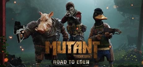 скачать Mutant Year Zero: Road to Eden: Трейнер/Trainer (+9) [12.02.2019]