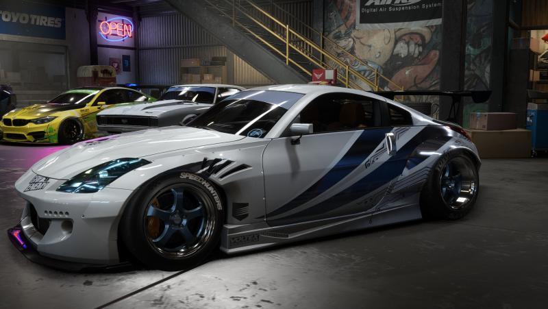 скачать Need for Speed Payback: Сохранение/SaveGame (100%, Открыты все возможные автомобили для пиратки + все украшения + бонус)