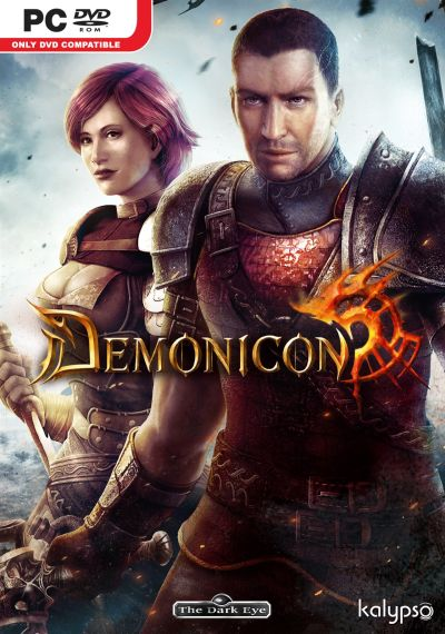 скачать The Dark Eye: Demonicon: Трейнер/Trainer (+7) [1.1]