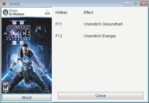скачать Star Wars: The Force Unleashed 2: Трейнер (+2) [1.1]